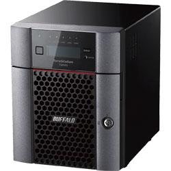 TeraStation TS6000シリーズ TS6400DN0804 [4ベイ/デスクトップ 8TB]