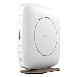 BUFFALO(バッファロー) WSR-2533DHP3-WH wifiルーター 1733+800Mbps ホワイト [ac/n/a/g/b]