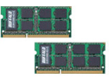 DDR3 SDRAM S.O.DIMMメモリー for Mac(2GB×2) A3N1333-2GX2