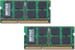DDR3 SDRAM S.O.DIMMメモリー(4GB×2) D3N1333-4GX2
