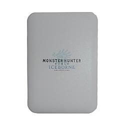 モンスターハンター モバイルバッテリー5000 アイスボーンロゴWH SC5-MHIC-WH ホワイト