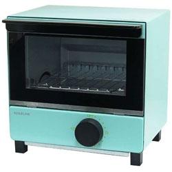 オーブントースター (550W) KOS-07BK-G グリーン