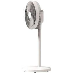 コイズミ リビング扇風機  ホワイト KLF3013W [DCモーター搭載 /リモコン付き]