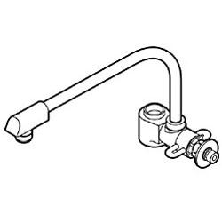 食器洗い乾燥機用 分岐水栓 CB-SYB6