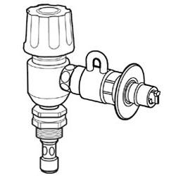 食器洗い乾燥機用 分岐水栓 CB-EM7