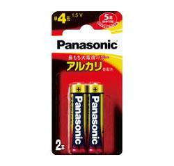 LR03XJ/2B (アルカリ乾電池/単4形/2P)