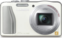 [Used] LUMIX DMC-TZ30-W (1410 million pixels / 20 times / SDXC / White)