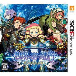 世界樹の迷宮V 長き神話の果て 通常版 【3DSゲームソフト】