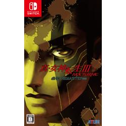 真・女神転生III NOCTURNE HD REMASTER 通常版    [Switch] 【Switchゲームソフト】