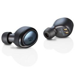 MS-TW2PBK ブラック【防滴】【本体2.5時間再生】【片耳4g】ワイヤレスイヤホン カナル型