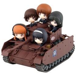 ガールズ&パンツァー IV号戦車D型改H型エンディングVer.
