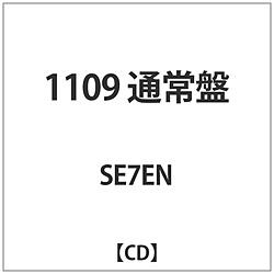 SE7EN/1109 通常盤   [SE7EN /CD]