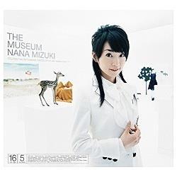 水樹奈々/THE MUSEUM 【CD】 [水樹奈々 /CD+DVD]