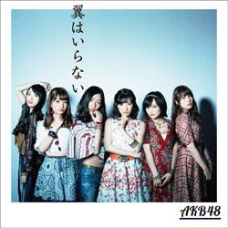 AKB48/翼はいらない Type C 初回限定盤 【CD】 [AKB48 /CD]
