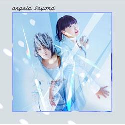 angela / 9thアルバム「Beyond」 通常盤 CD