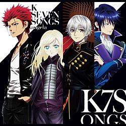 angela / 劇場アニメーション「K SEVEN STORIES」ED主題歌集 Blu-ray Disc付 CD
