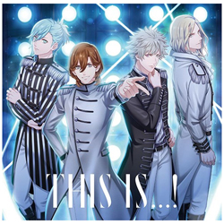 キングレコード うたの☆プリンスさまっ♪「SUPER STAR/THIS IS...!/Genesis HE★VENS」QUARTET NIGHT Ver.