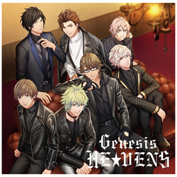 キングレコード うたの☆プリンスさまっ♪「SUPER STAR/THIS IS...!/Genesis HE★VENS」HE★VENS Ver.