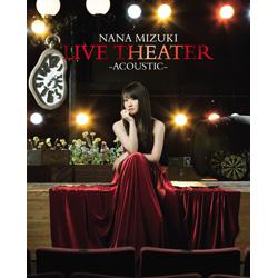 [Used] NANA MIZUKI LIVE THEATER-ACOUSTIC- / Nana Mizuki [Blu-ray]