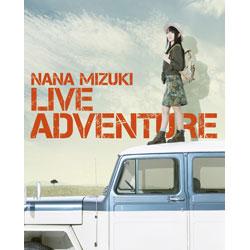 水樹奈々/NANA MIZUKI LIVE ADVENTURE 【ブルーレイ ソフト】 [ブルーレイ]