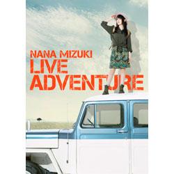 水樹奈々 / NANA MIZUKI LIVE ADVENTURE DVD
