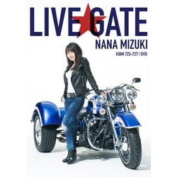 水樹奈々 / NANA MIZUKI LIVE GATE DVD