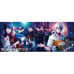 キングレコード 【特典対象】【03/25発売予定】 ヒプノシスマイク -Division Rap Battle- 4th LIVE@オオサカ 《Welcome to our Hood》 Blu-ray ◆メーカー特典「ポストカード4枚セット」