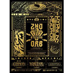 【店頭併売品】 ヒプノシスマイク -Division Rap Battle-/ ヒプノシスマイク -Division Rap Battle- 6th LIVE ≪2ndD.R.B≫ 1st Battle・2nd Battle・3rd Battle Blu-ray