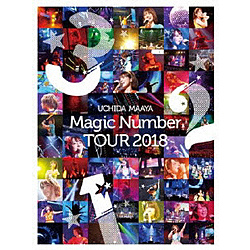 ポニーキャニオン 〔未開封品〕 UCHIDA MAAYA 「Magic Number」 TOUR 2018 BD