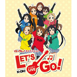 """[Used] TV anime """"K-ON!"""" Live """"K-ON! Live Event - Let's Go! - """"Limited Edition [Blu-ray]"""