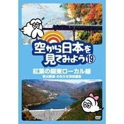 空から日本を見てみよう 19 紅葉の関東ローカル線 秩父鉄道・わたらせ渓谷鐵道 【DVD】   [DVD]