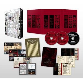 「進撃の巨人」The Final Season 第1巻 DVD