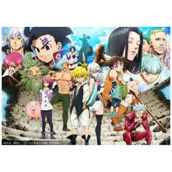 七つの大罪 神ーの逆鱗 Blu-ray BOX 1 BD