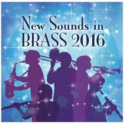 シエナ・ウインド・オーケストラ/ニュー・サウンズ・イン・ブラス 2016 CD