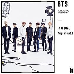 BTS (防弾少年団)/ FAKE LOVE/Airplane pt.2 初回限定盤B