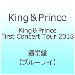 King & Prince/ King & Prince First Concert Tour 2018 通常盤 BD