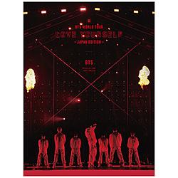 BTS/ BTS WORLD TOUR 'LOVE YOURSELF' 〜JAPAN EDITION〜 初回限定盤 【DVD】