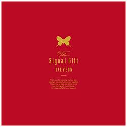 テヨン/ The Signal Gift 完全限定生産Blu-ray・BOX