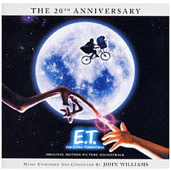 ジョン・ウィリアムズ(音楽)/ E.T. <20周年アニヴァーサリー特別版> 6ヶ月期間限定盤