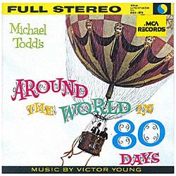 ヴィクター・ヤング(音楽)/ 八十日間世界一周 6ヶ月期間限定盤