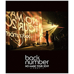 back number/ NO MAGIC TOUR 2019 at 大阪城ホール 通常盤