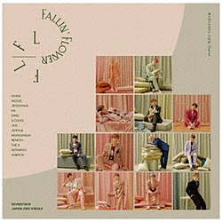 JAN変更SEVENTEEN/ 舞い落ちる花びら (Fallin' Flower) 通常盤