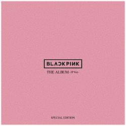 BLACKPINK/ THE ALBUM -JP Ver.- SPECIAL EDITION 通常盤(1DVD付)
