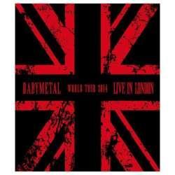 BABYMETAL/LIVE IN LONDON -BABYMETAL WORLD TOUR 2014- 【ブルーレイ ソフト】