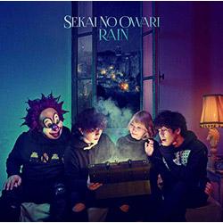 SEKAI NO OWARI / メアリと魔女の花 主題歌「RAIN」 DVD付初回限定生産盤B CD