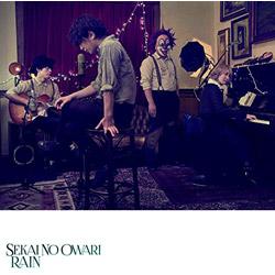 SEKAI NO OWARI / メアリと魔女の花 主題歌「RAIN」 通常盤 CD
