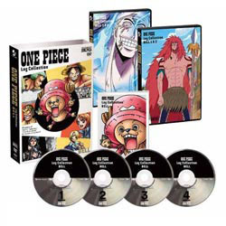 ONE PIECE Log Collection BELL 期間限定生産 【DVD】