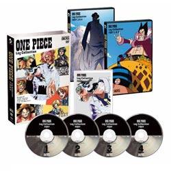 ONE PIECE Log Collection FOXY 期間限定生産 【DVD】