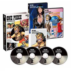 """ONE PIECE Log Collection """"WATER SEVEN"""" DVD"""