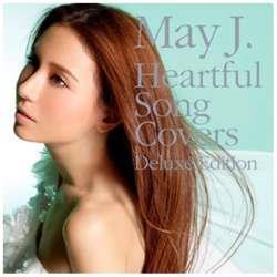 May J./Heartful Song Covers - Deluxe Edition -(DVD付) 【CD】